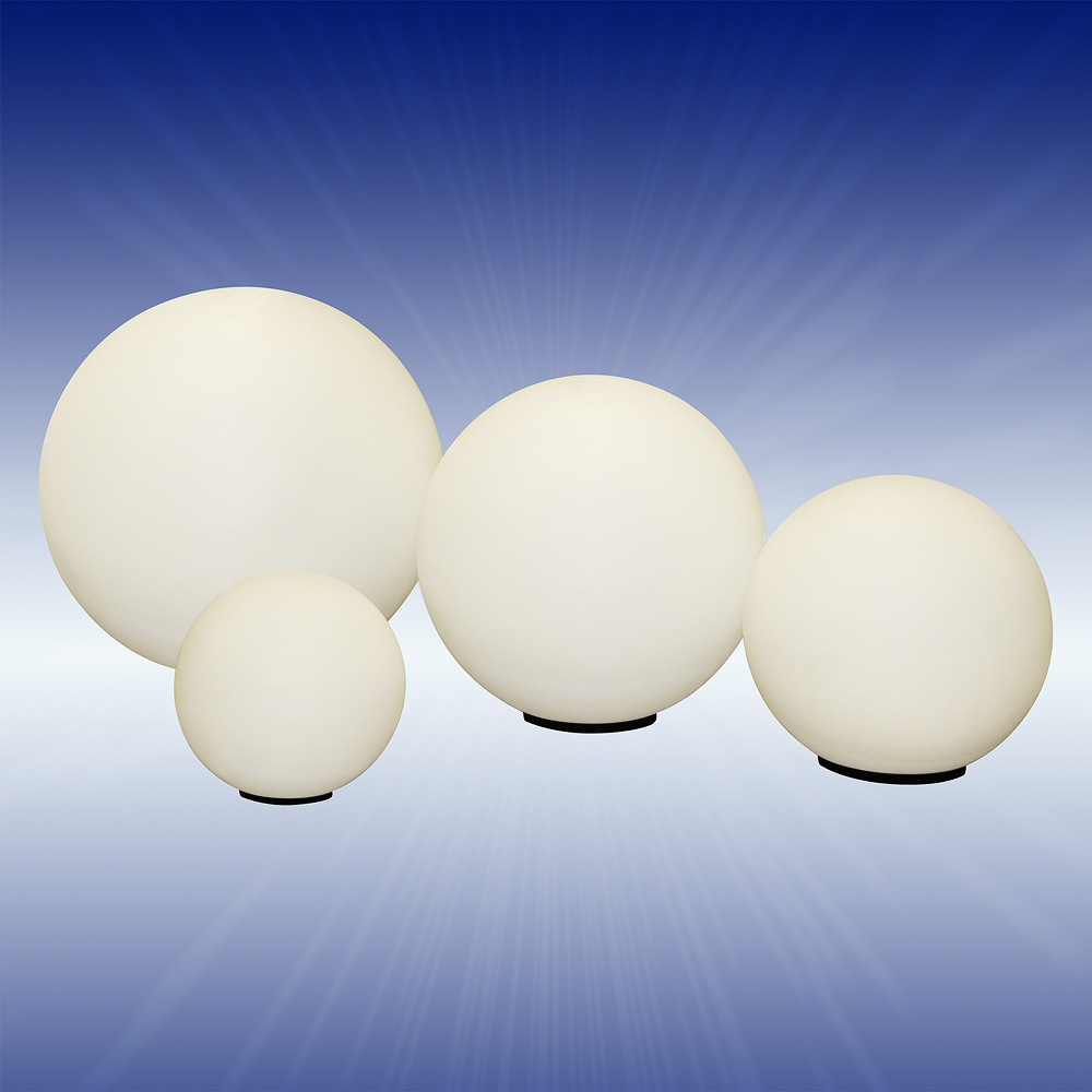 Greemotion led leuchtball dekokugel lichtkugel gartenbeleuchtung leuchtkugel ebay - Gartenbeleuchtung led ...
